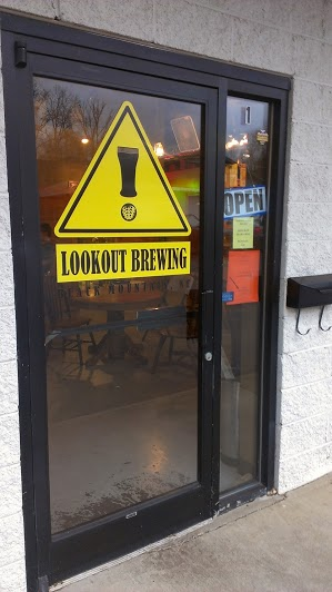 Lookout Brewery in Black Mountain NC