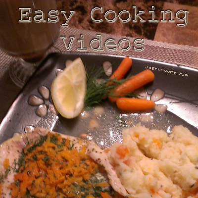 Easy fun recipe videos jager foods forumfinder Image collections