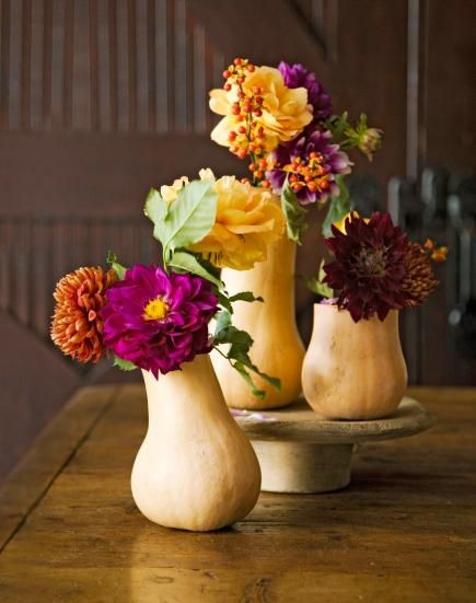 fun guard vases for fall