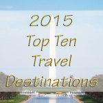 Must Visit Travel Destinations for 2015