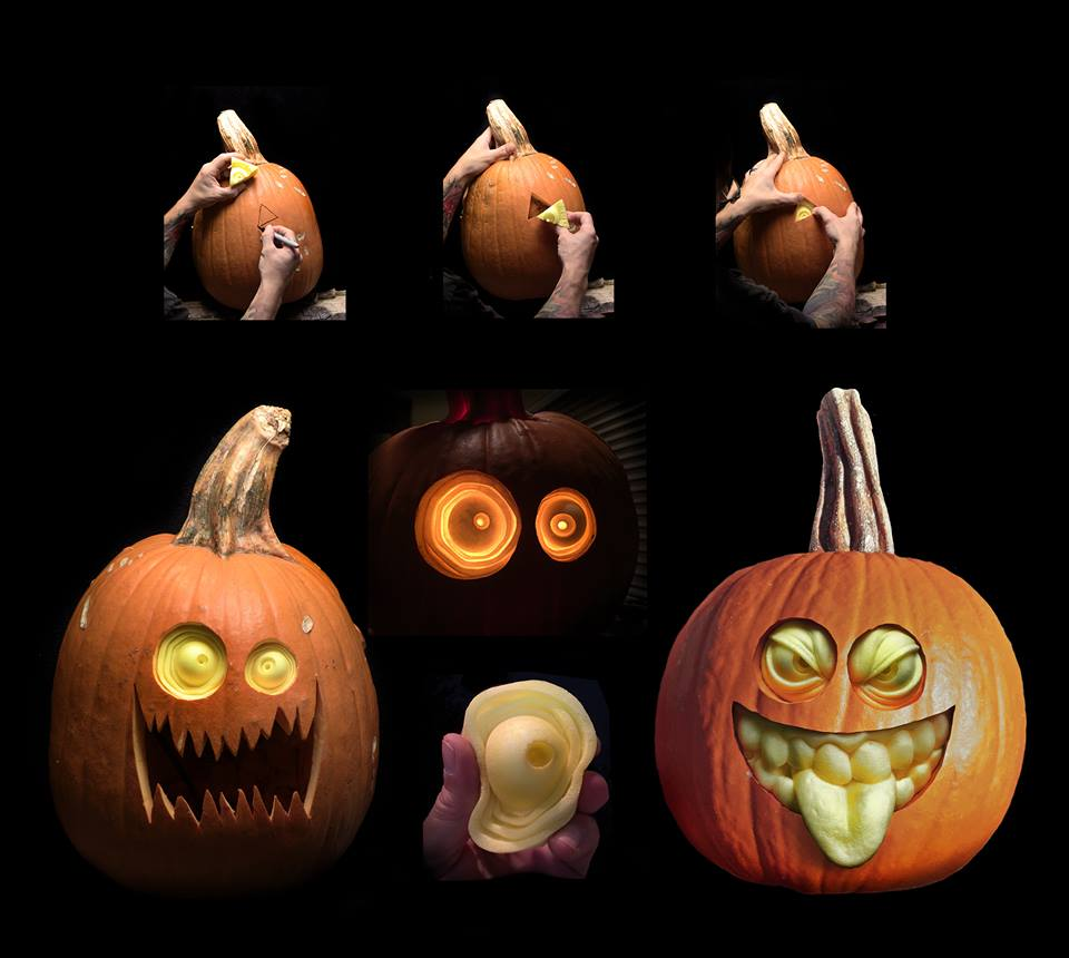 Carve pumpkin with basic tools the jager food travel