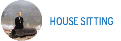 House Sitting Channel On The Jager Blog.